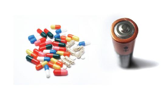 pile e farmaci